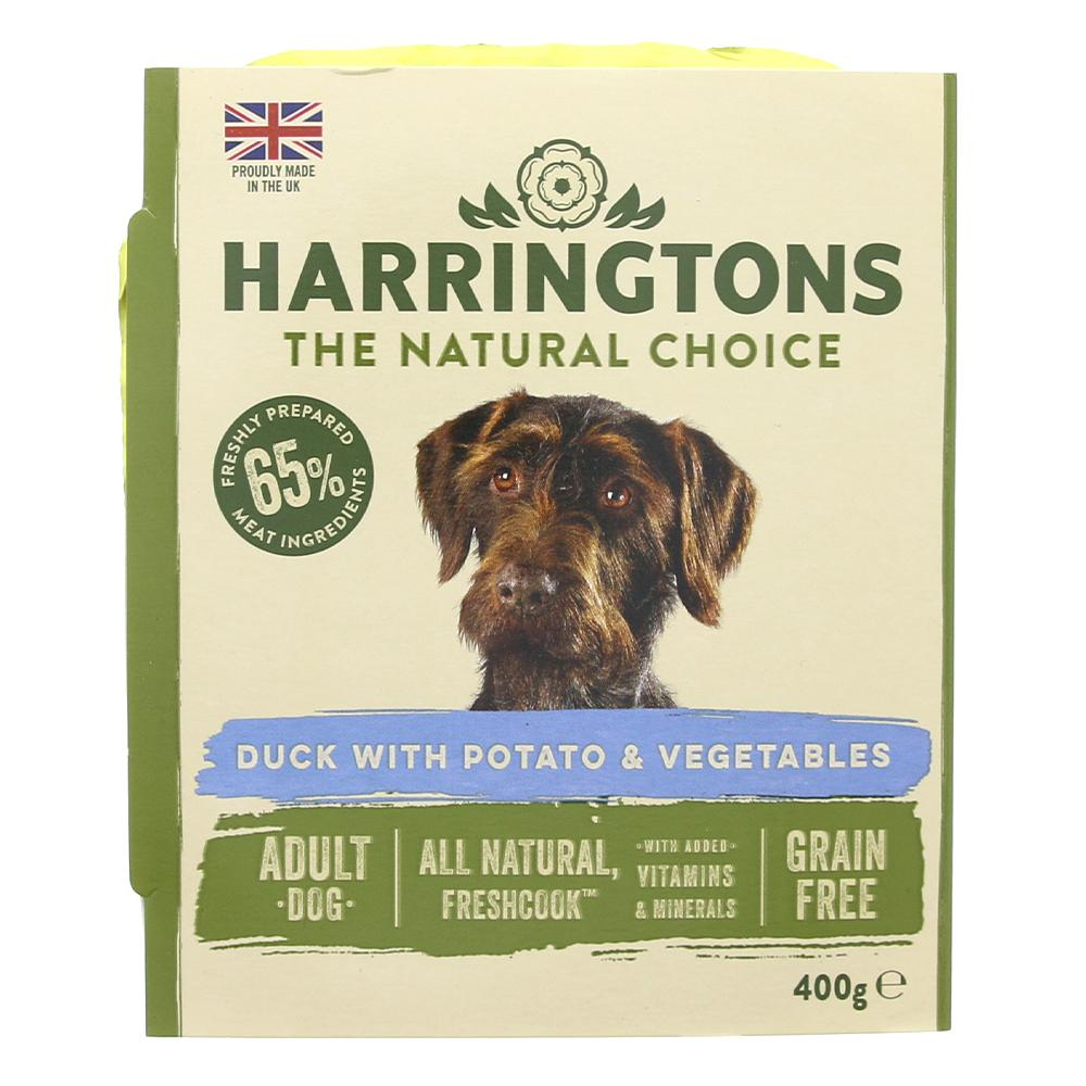 Harringtons Wet Duck & Potato Trays (Various Sizes) - Jacks Pet and Country