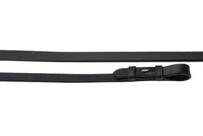 Heritage English Leather Plain Reins - Jacks Pet and Country