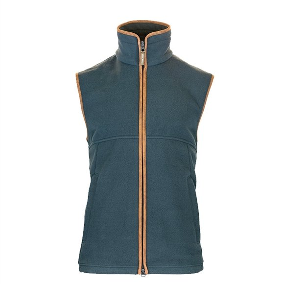 Jack Pyke Countryman Fleece Gilet Aqua mens hunting clothing outdoor - Jacks Pet and Country