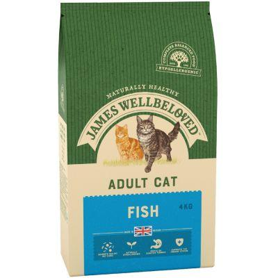 James Wellbeloved Adult Cat Fish (Various Sizes) - Jacks Pet and Country