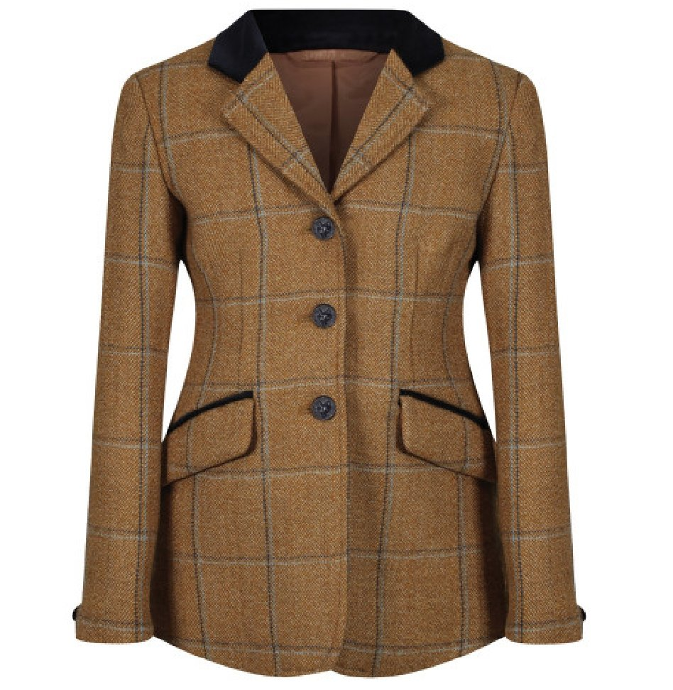 Junior Studham Deluxe Tweed Riding Jacket - Jacks Pet and Country