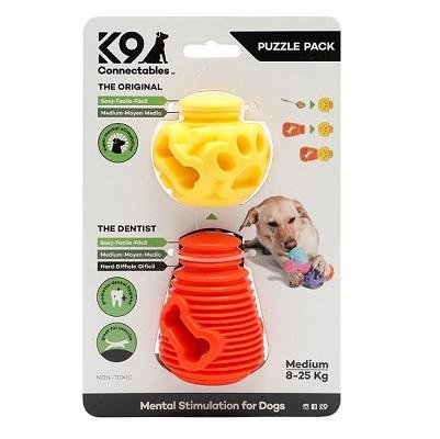 K9 Connectables Puzzle Pack Medium - Jacks Pet and Country