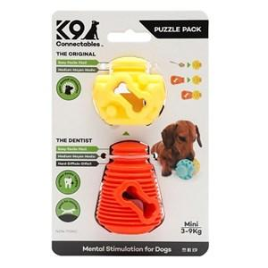 K9 Connectables Puzzle Pack Small - Jacks Pet and Country