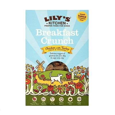 Lily's Kitchen Breakfast Crunch Dog Food - Jacks Pet and Country