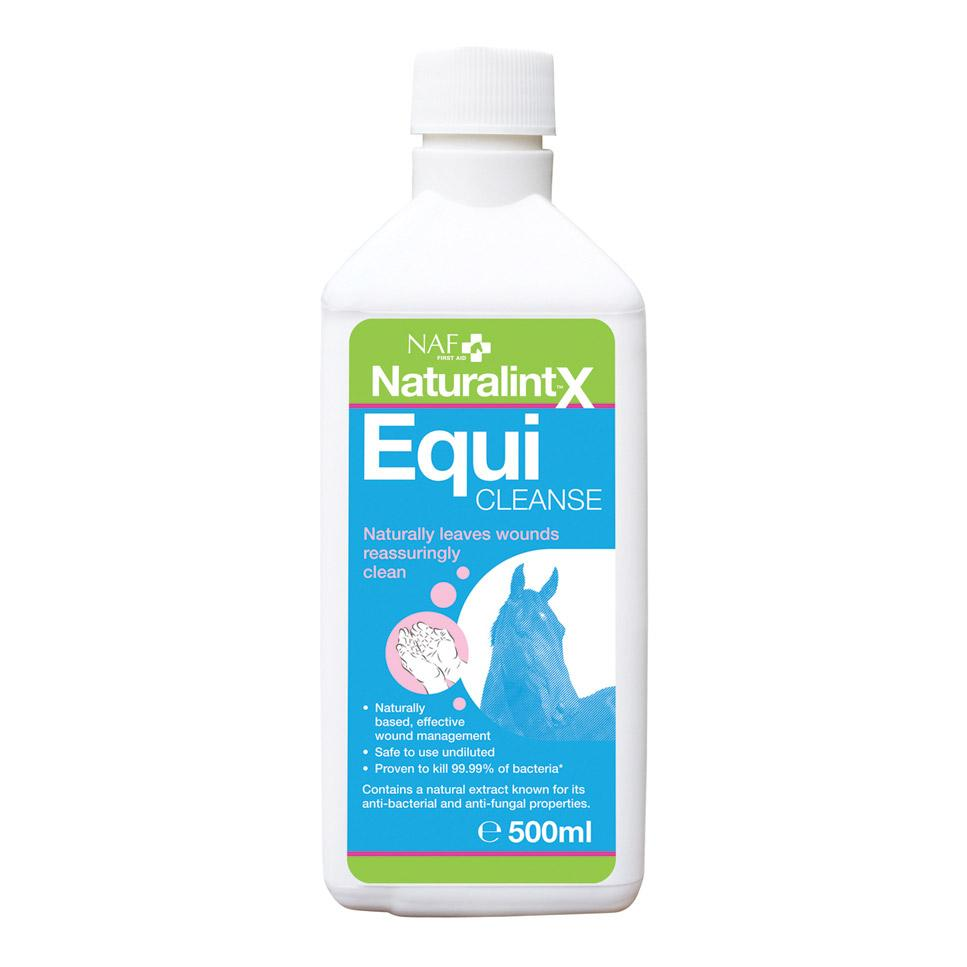 NAF EquiCleanse 500ml - Jacks Pet and Country