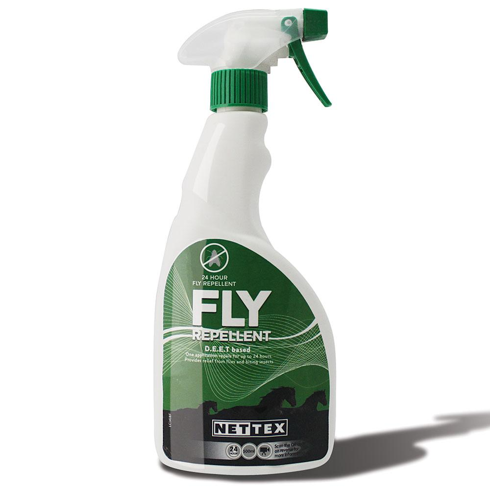 Net Tex Fly Repellent Spray 500ml - Jacks Pet and Country