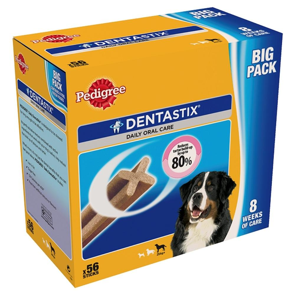 Pedigree Dentastix Large Dog 56 Stick Pack - Jacks Pet and Country