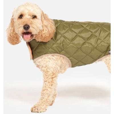 Quilted Dog Coat - Jacks Pet and Country