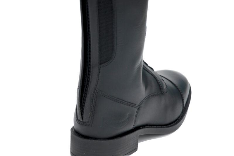 Rhinegold Young Rider Berlin Long Leather Riding Boot - Jacks Pet and Country
