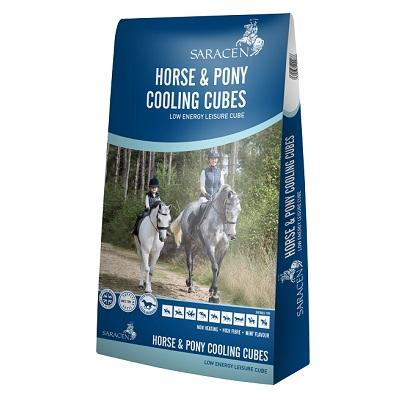 Saracen Horse & Pony Cooling Cubes 20kg - Jacks Pet and Country