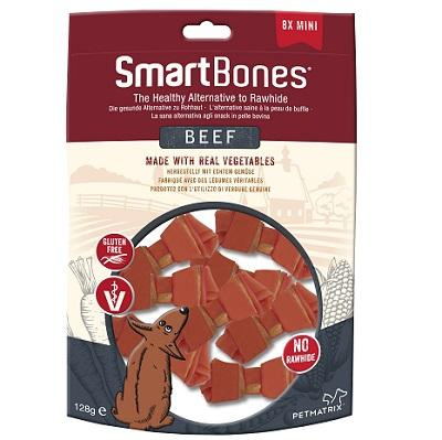 Smart Bones Beef Mini 8 - Jacks Pet and Country