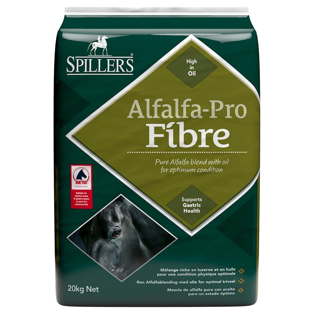 Spillers Alfalfa Pro-Fibre 20kg - Jacks Pet and Country