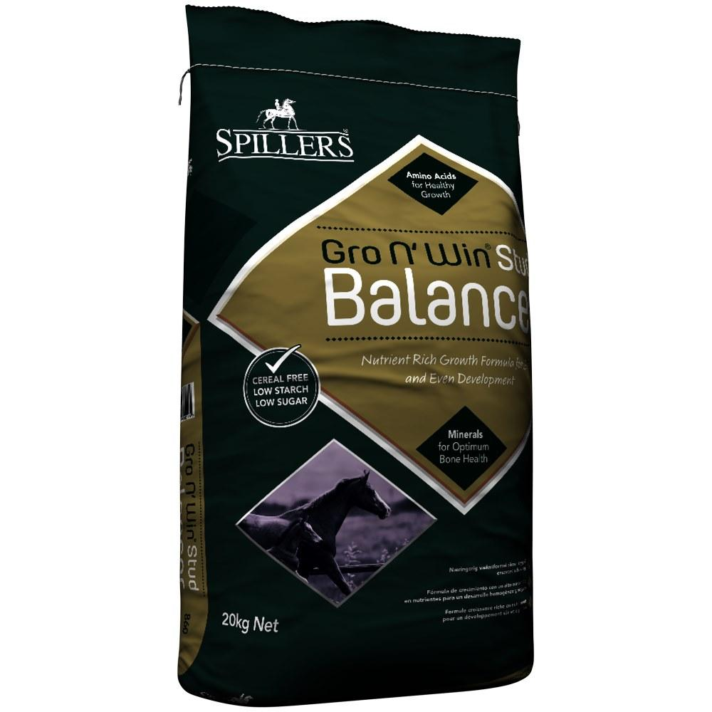 Spillers Gro N'Win Stud Balancer 20kg - Jacks Pet and Country