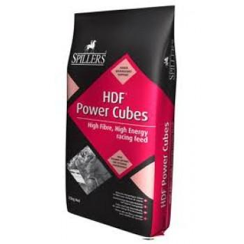 Spillers HDF Power Cubes 25kg - Jacks Pet and Country