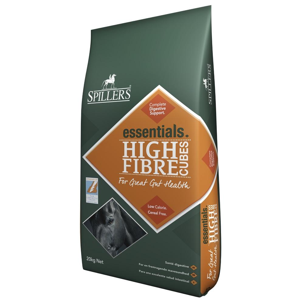 Spillers High Fibre Cubes 20kg - Jacks Pet and Country