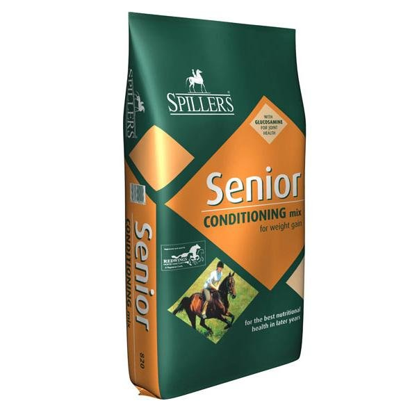 Spillers Senior Conditioning Mix 20kg - Jacks Pet and Country