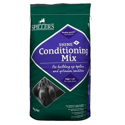 Spillers Shine & Conditioning Mix 20kg - Jacks Pet and Country