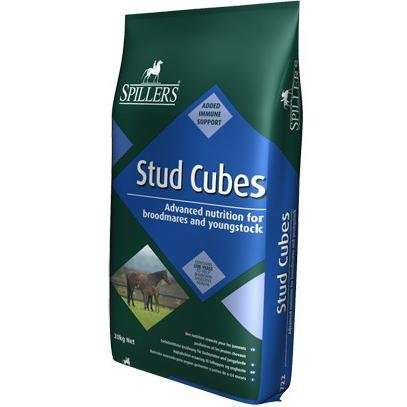 Spillers Stud Cubes 20kg - Jacks Pet and Country