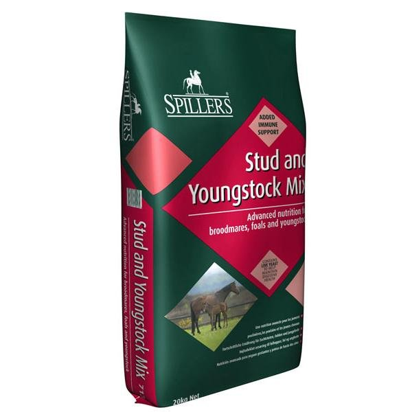 Spillers Stud & Youngstock Mix 20kg - Jacks Pet and Country