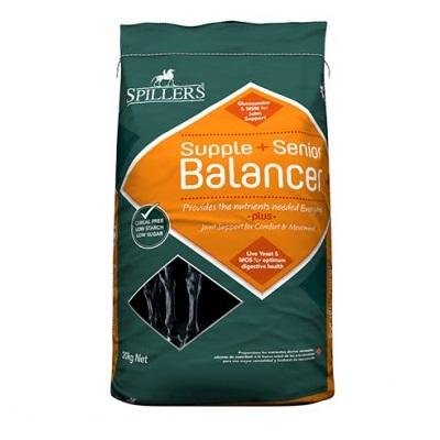 Spillers Supple & Senior Balancer 15kg - Jacks Pet and Country