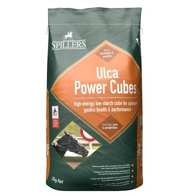 Spillers Ulca Power Cubes 25kg - Jacks Pet and Country
