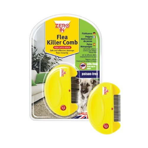 STV Flea Killer Comb - Jacks Pet and Country