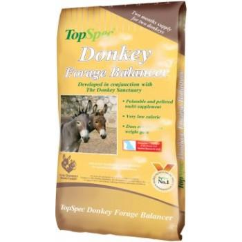 TopSpec Donkey Forage Balancer 20kg - Jacks Pet and Country