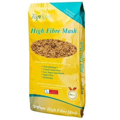 TopSpec High Fibre Mash 20kg - Jacks Pet and Country