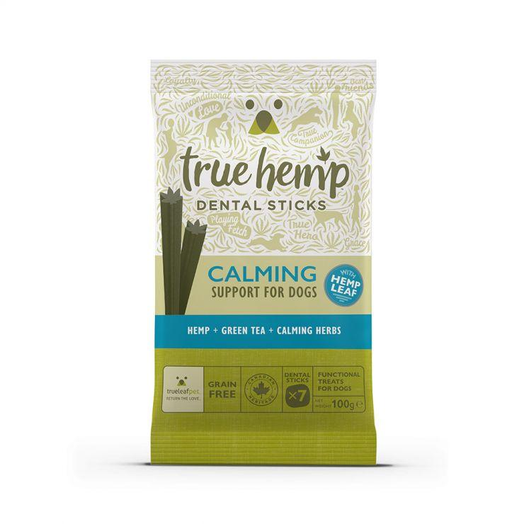 True Hemp Calming Dental Sticks - Jacks Pet and Country