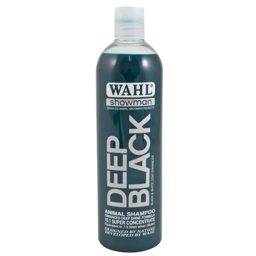 Wahl Deep Black Shampoo - Jacks Pet and Country