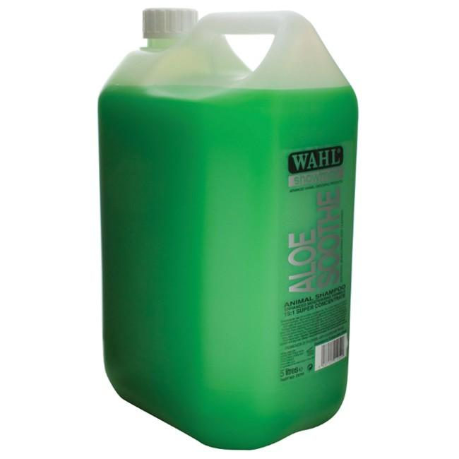 Wahl Showman Aloe Soothe Shampoo 5L - Jacks Pet and Country