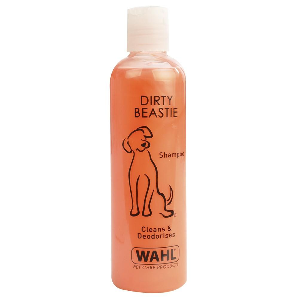 Wahl Smart Groom Dirty Beastie Pet Shampoo 250ml - Jacks Pet and Country