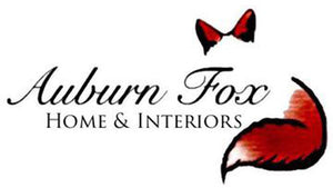 Auburn Fox Home & Interiors furniture company logo