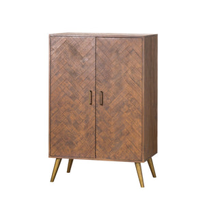 Savanna Gold Drinks Cabinet