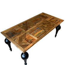 Load image into Gallery viewer, Aladdin Dining Table. View from above.