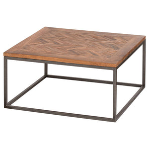 Parquet Coffee Table. Product image.
