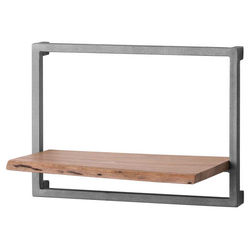 Live Edge Medium Shelf. Product image.