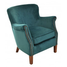 Load image into Gallery viewer, Velvet Armchair [Various Colours]
