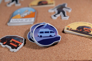 New product: Westfalia Magnets have arrived!