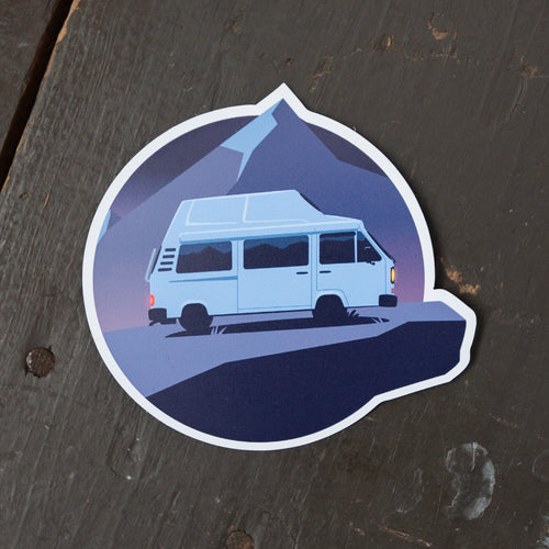 VW Westfalia Magnet