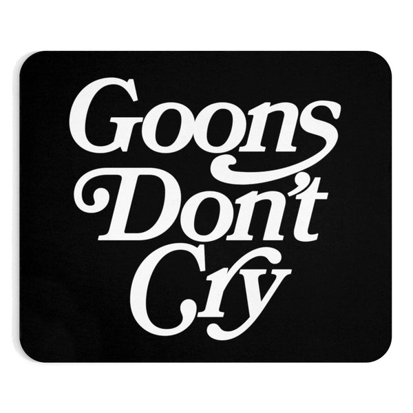 Goons Don't Cry Mousepad - LaGoon Goods