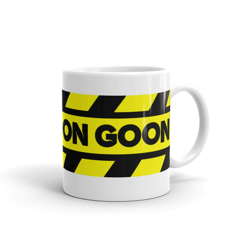 Goon Caution Mug - LaGoon Goods
