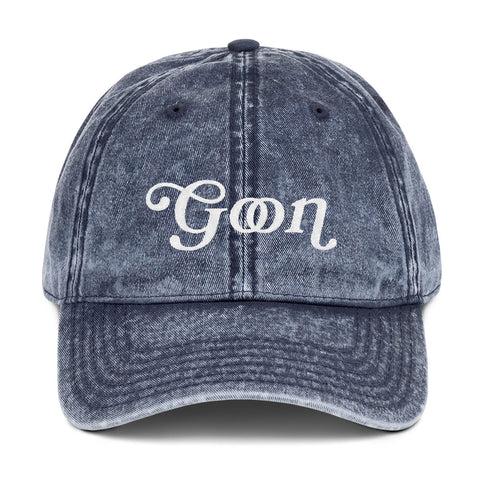 Goon Old School Vintage Dad Hat - LaGoon Goods