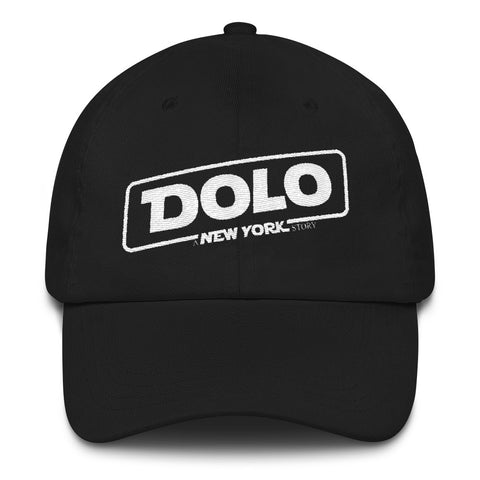 Dolo, New York Dad Hat - LaGoon Goods