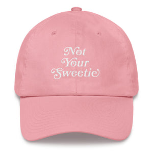 Not Your Sweetie Dad Hat - LaGoon Goods