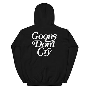 Goons Don't Cry Over-Sized Hoodie - LaGoon Goods