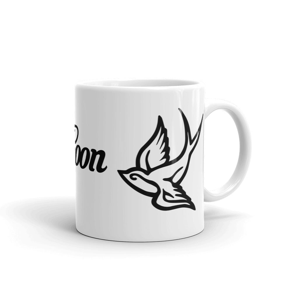 Birdie All Over Mug - LaGoon Goods