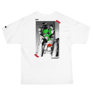 Iconic Goon Oversized Champion T-Shirt - 007 - LaGoon Goods