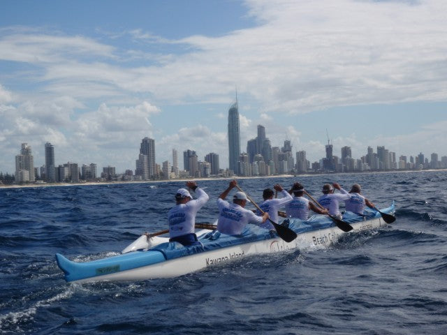 Steve Cole steers crew to the Australian National Title winning the Gold Coast Cup