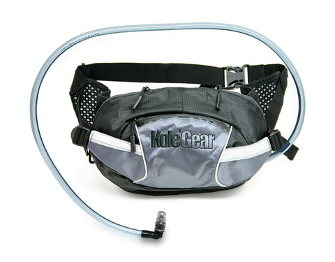 KoleGear Waist Pack Pressurized Hydration System